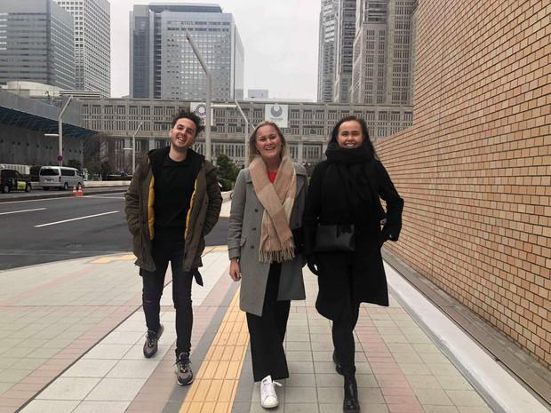 Projektkurs i Tokyo 2020