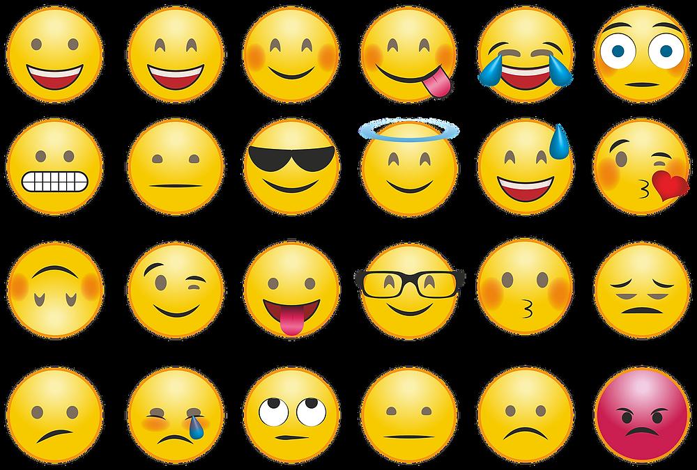 פרצופים אימוג'י