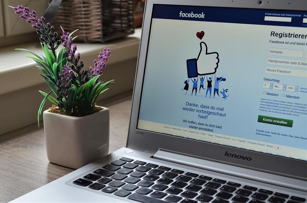 אתר פייסבוק