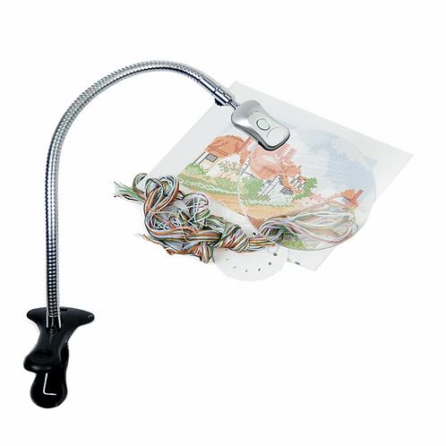 Magnifying Lamp: Clip-on/PURElite