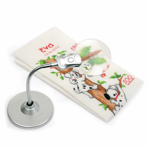Magnifying Lamp: Table/PURElite