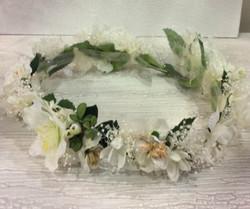 Coronas bodas y comuniones