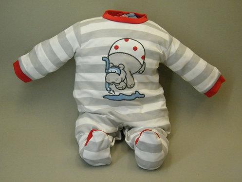 Pijamam hipopótamo