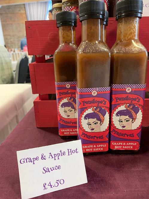 Grape & Apple Sauce