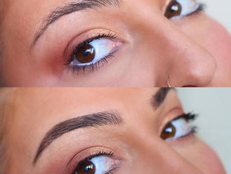 Henna vs Eyebrow Tint