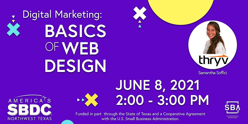 Digital Marketing: Basics of Web Designs