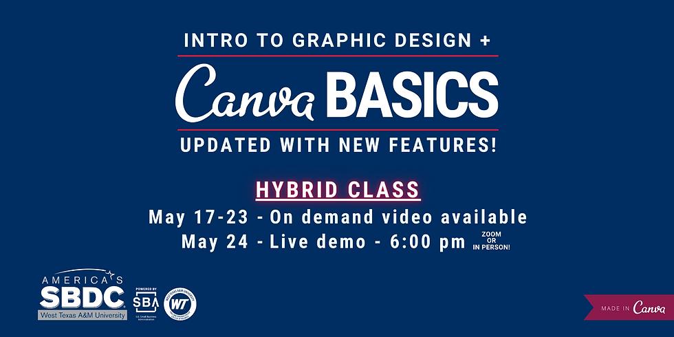 Intro to Graphic Design + Canva Basics (1)