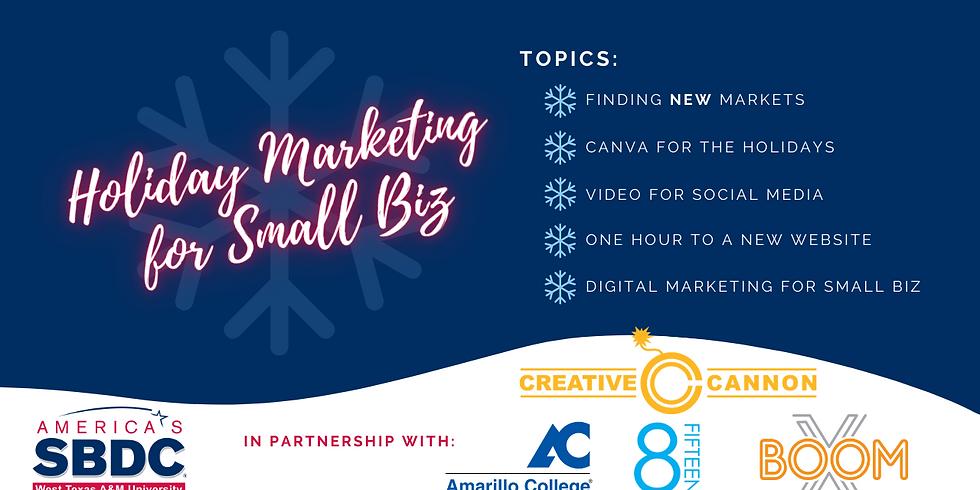 Holiday Marketing for Small Biz