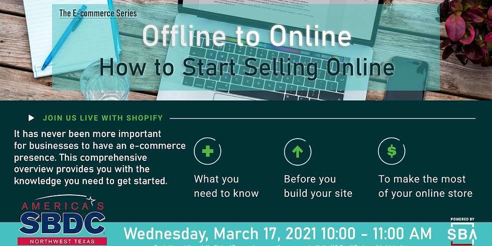 eCommerce: How to Start Selling Online