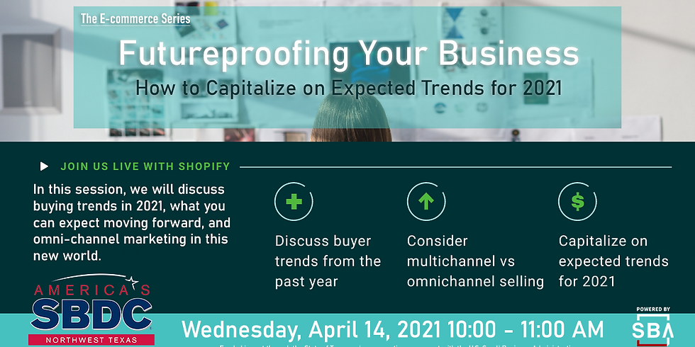 eCommerce: Capitalize on Expected Trends for 2021