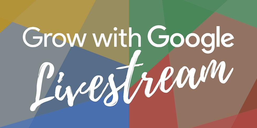 Google Livestream - Spring into Action