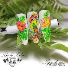 Mystic Nails - Nail Art Gels