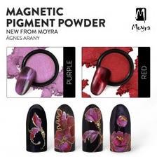 Magnetic pigment