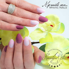 Mystic Nails Gel Polishes