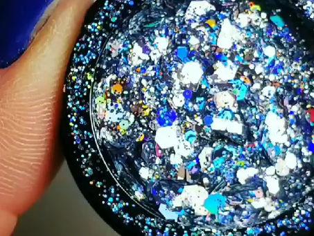 Moyra Holo Glitter Mix