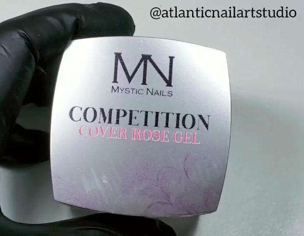 Competition Cover Rose Gel from Mystic Nails