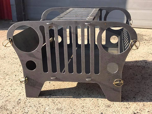 Jeep Fire Pit (Collapsible)