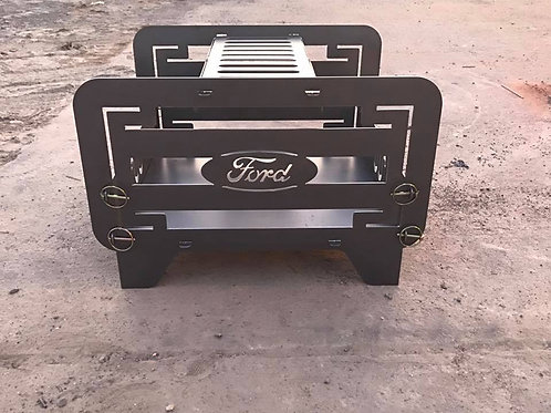Ford Grill Fire Pit (Collapsible)