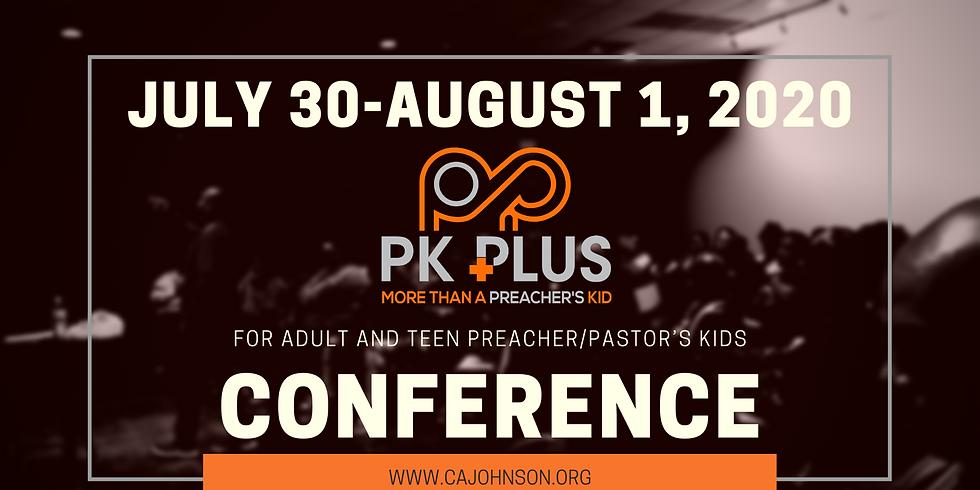 Preacher Kid Plus Conference