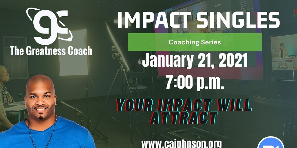 IMPACT Coaching Series for Singles S-2