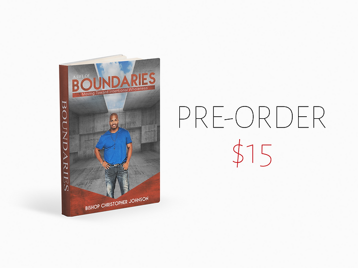 A Life of Boundaries: Moving Toward Intentional Wholeness