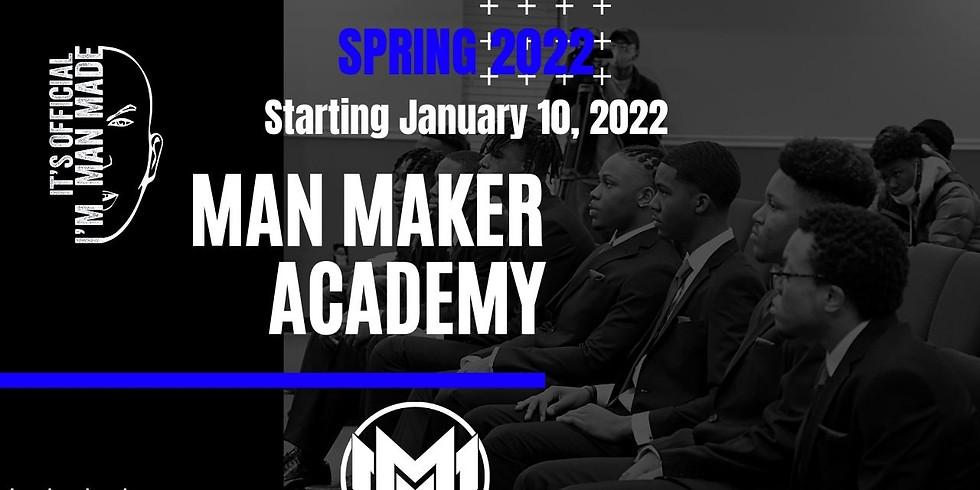 Man Maker SPRING 2022