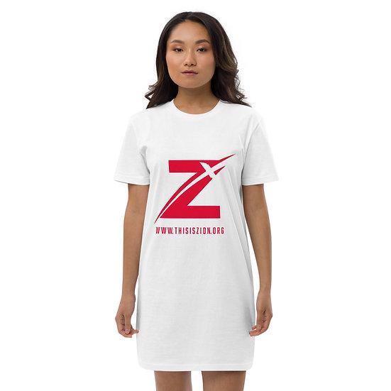 Zion Logo Tshirt Dress