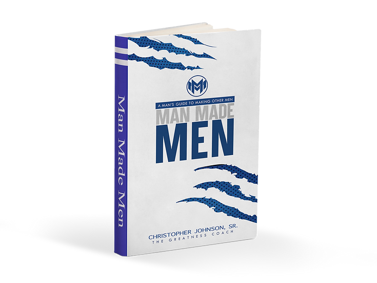 Man Made Men: A Man's Guide to Making other Men
