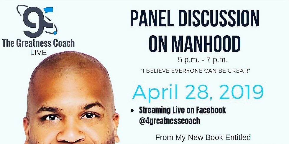 Man Made Men Panel Discussion: Teenager Edition