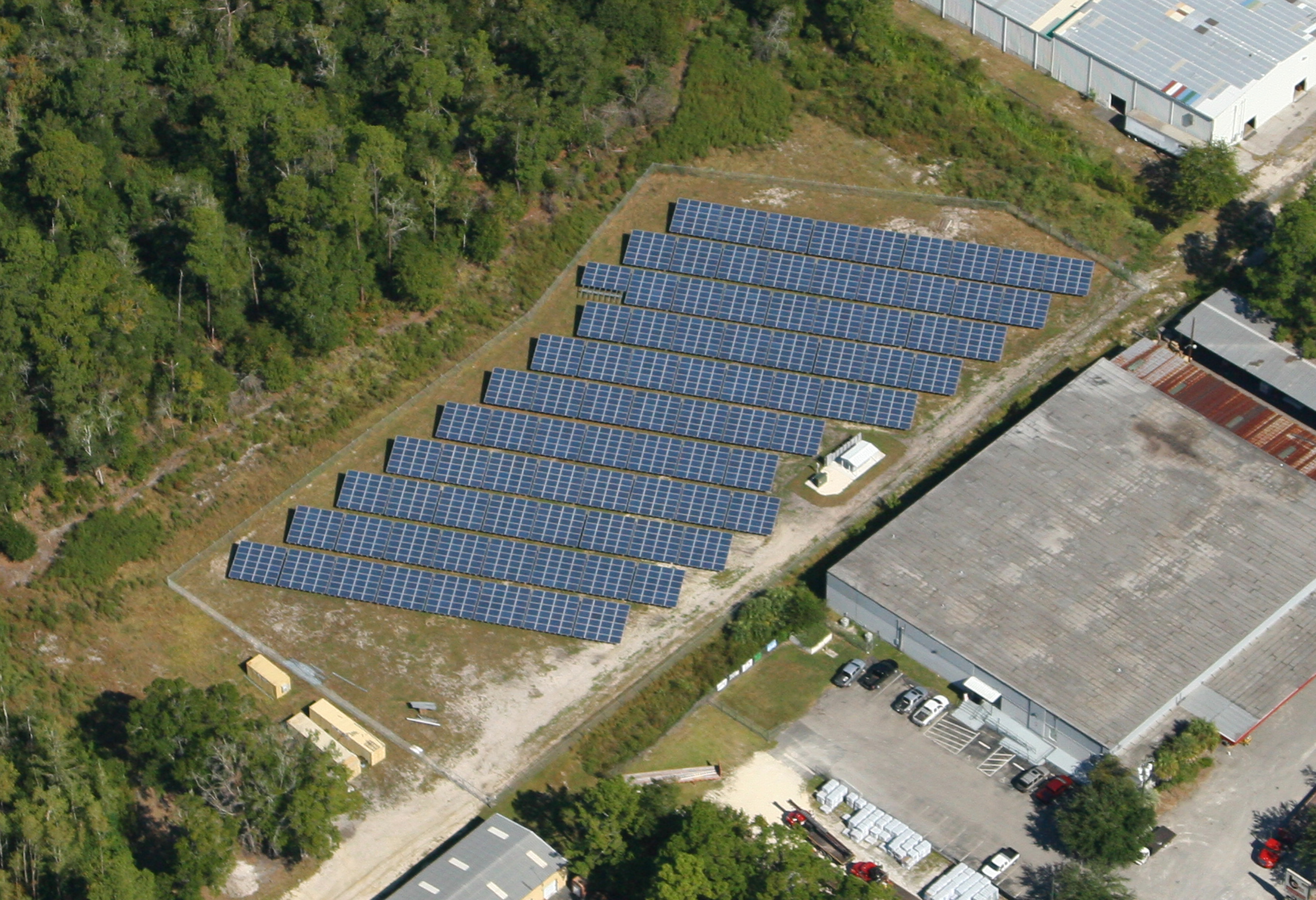 Waldo Solar Park