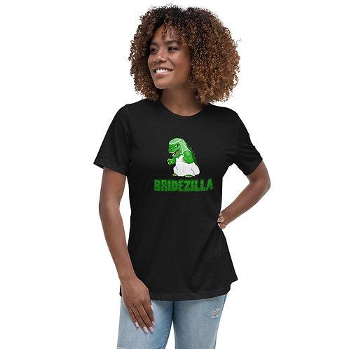 BRIDEZILLA Women's Relaxed T-Shirt