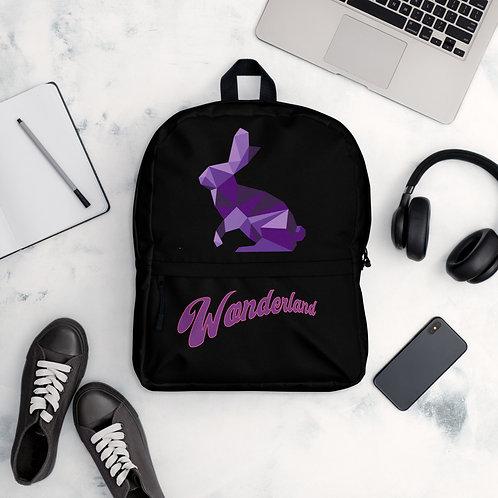 Wonderland Bunny Backpack