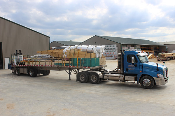 Martin Metal Llc Versailles Mo Delivery Services