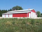 Martin Metal LLC in Versailles, Missouri-View barns with our metal roofing and siding here.