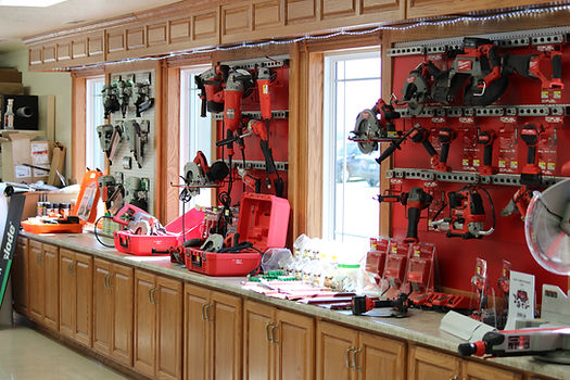 Martin Metal Carries a variety of hand tools, power tools, and accessories, including Milwaukee, Irwin, Malco, Occidental Leather, and more