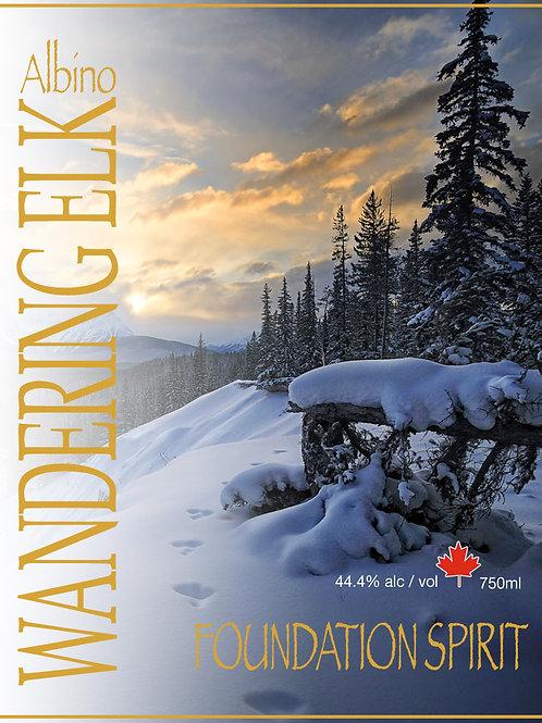 Wandering Elk Albino foundation spirit (white)