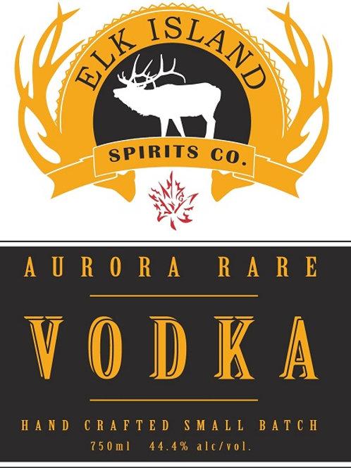 Aurora Rare Vodka