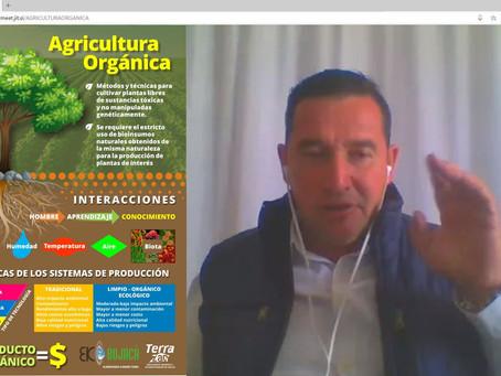 Inducción a la Agricultura Orgánica - Capacitación virtual en EkoBojacá