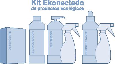 Donación por kit Ekonectado