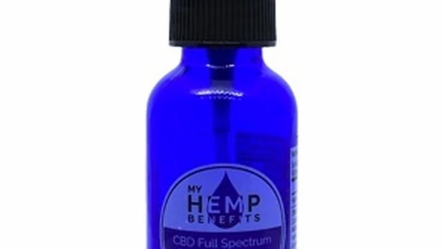 Sleep Spray CBD Supplement Oral Spray Tincture - Full Spectrum 75mg