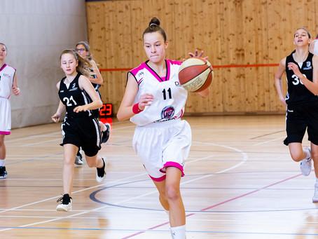 WU14 Österreich Turnier: Doppelsieg für die DBBC-Mädels