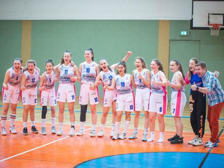 WU16SL Sieg im Semifinale gegen UBI Graz (73:61)