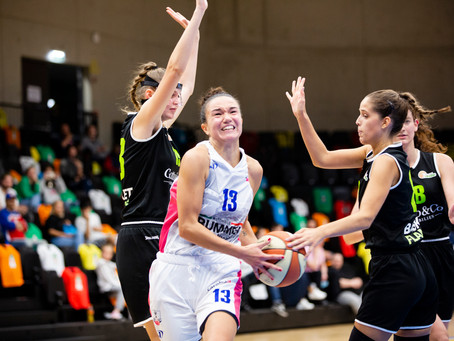 BDSL: UBSC DBBC Graz vs. Basket Flames (44:59)