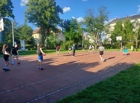 Outdoor-Trainingsstart