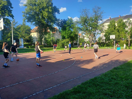 Outdoor-Trainingsstart