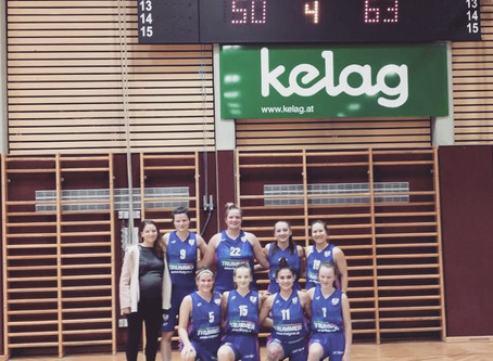 DSL2: Sieg gegen KOS Klagenfurt (50:63)