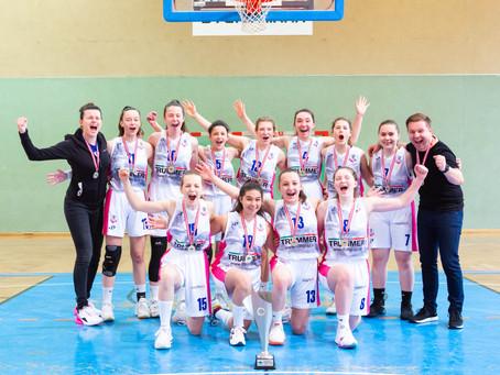 Wir sind österreichischer WU16 Meister!