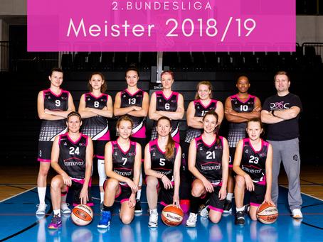 2.Bundesliga: DBBC-Graz ist Meister