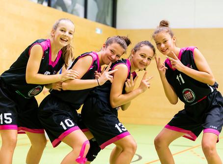 Vier DBBC-Spielerinnen zur Nationalteam-Sichtung einberufen!