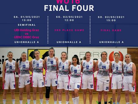 WU16SL Final Four in Graz! (Livestream)